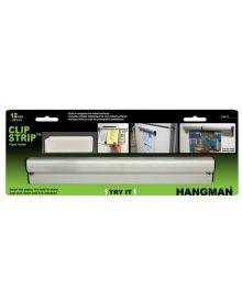 Hangman Clip It Strip – Paper Holder 12 Inch