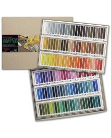 Holbein Artists' Soft Assorted, Set of 144 Pastels