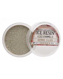 ICE Resin, Iced Enamels German Silver