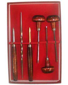 Intaglio Set B Etching Set (6) L334-2