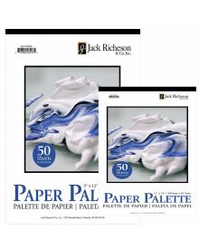 Jack Richeson Disposable Palette Pads