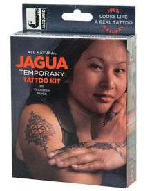 Jacquard Jagua Temporary Tattoo Body Art Kit