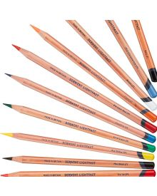 Derwent Lightfast Coloured Pencil Assortment