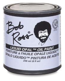 Bob Ross Liquid Opal Oil Paint - 8 oz.