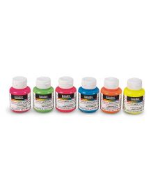 Liquitex Soft Body Acrylic Fluorescent Colours
