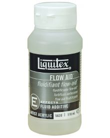 Liquitex Professional Flow Aid Effect Medium – 4oz (118ml)