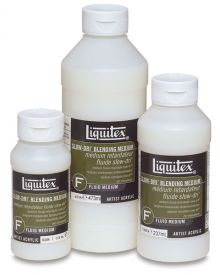 Liquitex Professional Slow-Dri Blending Medium