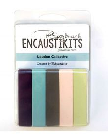 Encaustikits By Patricia Baldwin Seggebruch - Loudon Collective Set