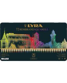 Lyra Rembrandt Aquarell - 72 Pencils