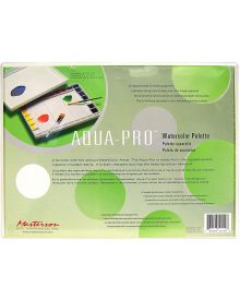 Masterson Aqua-Pro Watercolour Palette - 16 x 12 x 1-3/4 inches