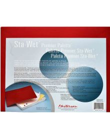Masterson Sta-Wet Premier Palette - 16 x 12 inches