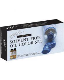 M. Graham Solvent Free 5 Colour Oil Set