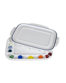 Atelier Airtight Peel-Off Paint Palette - 13.25 × 9.125 × 1.2 inches