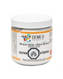 Demco Miracle White Oil Paint Medium 237 ml (8oz)