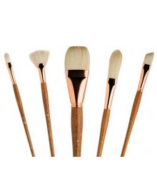 Princeton 5400 Natural Bristle Long Handle Brushes
