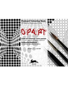 OPART: PEPIN POSTCARD COLOURING BOOK