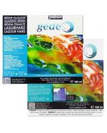 Pébéo Gédéo Glazing Resin - 150 ml - 300 ml