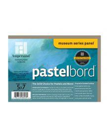"Ampersand Art Pastelbord 5"" X 7"" Sand, 3-Pack"