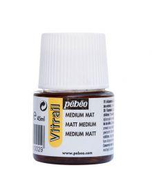 Pébéo Vitrail Matt Medium 45 ml Jar