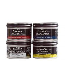 Speedball Assorted Professional Relief Inks