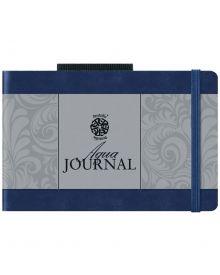 Pentalic Aqua Journal - 3.5 x 5.375 inches