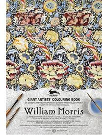 PEPIN GIANT Colouring Books - William Morris