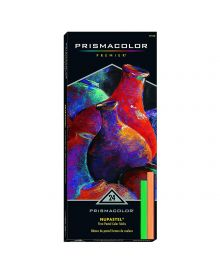 Prismacolor Premier NuPastel Assorted 24 Stick Set
