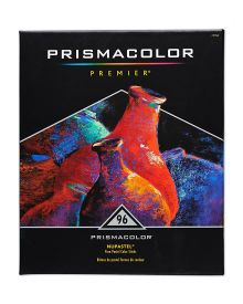 Prismacolor Premier NuPastel Assorted 96 Stick Set