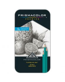 Prismacolor Premium Turquoise Drawing Pencil Set of 12