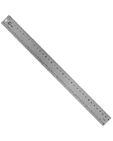 Aluminum Straight Edge 36 inch Ruler by Pro Art