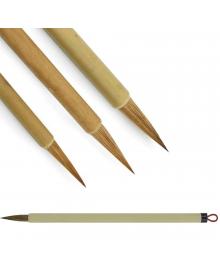 Pro Art Bamboo Sumi Calligraphy Brushes