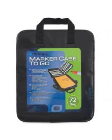 Itoya Profolio Marker Case To Go 11.8 x 14 x 4.5 inches