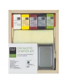 R&F Encaustic Paints Starter Kit