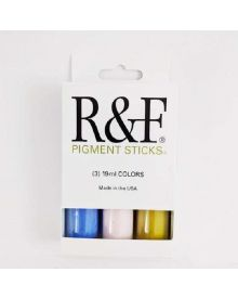 R&F Pigment Sticks 3-19ml Colours Trial Set 2