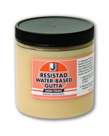 Jacquard Resitad Water-based Gutta, 8 oz.