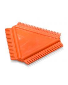 Encaustic Art Rubber Comb
