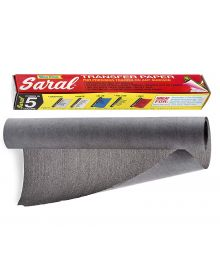 "Saral Transfer Paper – Graphite, 12"" x 12'"