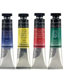 Sennelier French Artists' Assorted Watercolour Tubes