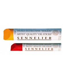 Sennelier Artist Standard And Large Oil Individual Sticks