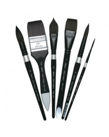 Black Velvet Series 3000S Watercolour Brushes