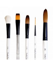 Simply Simmons Synthetic Watercolour Brushes