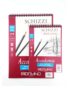 Fabriano Accademia Sketch Pads