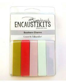 Encaustikits By Patricia Baldwin Seggebruch - Southern Charms Set