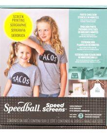 Speedball Speed Photo Emulsion Screen Printing Kit