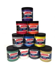 Speedball Iridescent Opaque Fabric Screen Printing Inks