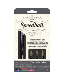 Speedball Calligraphy Fountain Pens Sets