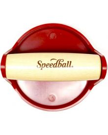 Speedball 4-Inch Round Handle Red Baron