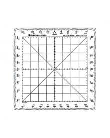 """Staedtler Navigational Protractor 5"""" x 5"""""""