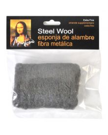 Mona Lisa Steel Wool-Extra Fine