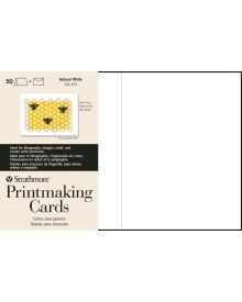 Strathmore Printmaking Cards - 50 Pack Boxed Cards and Envelopes